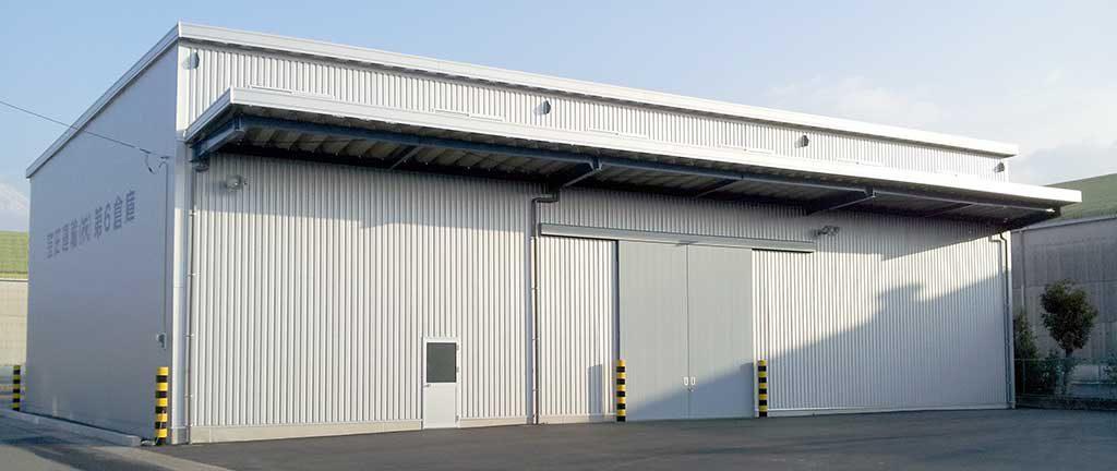 本社第6倉庫